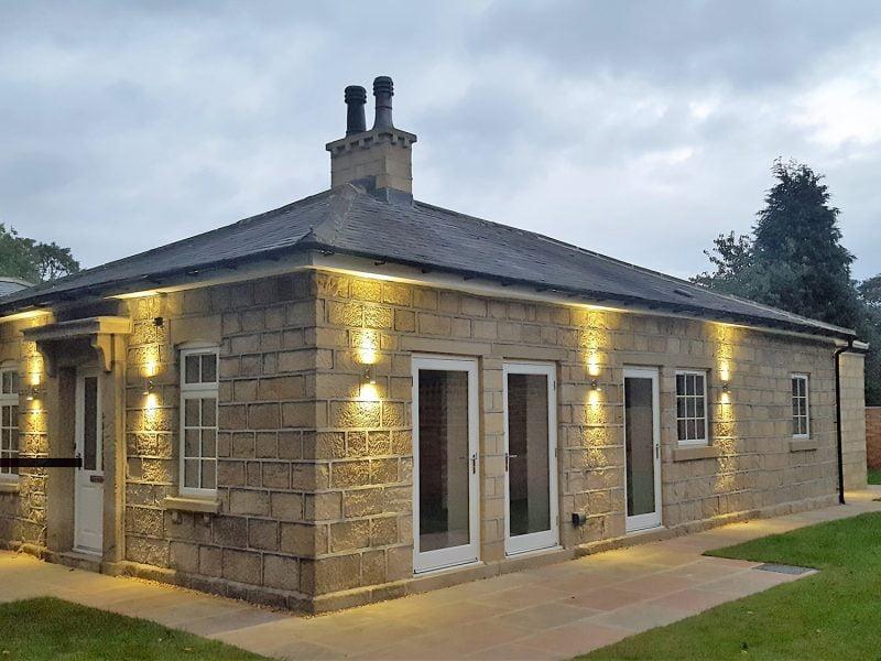 cottage twilight 2